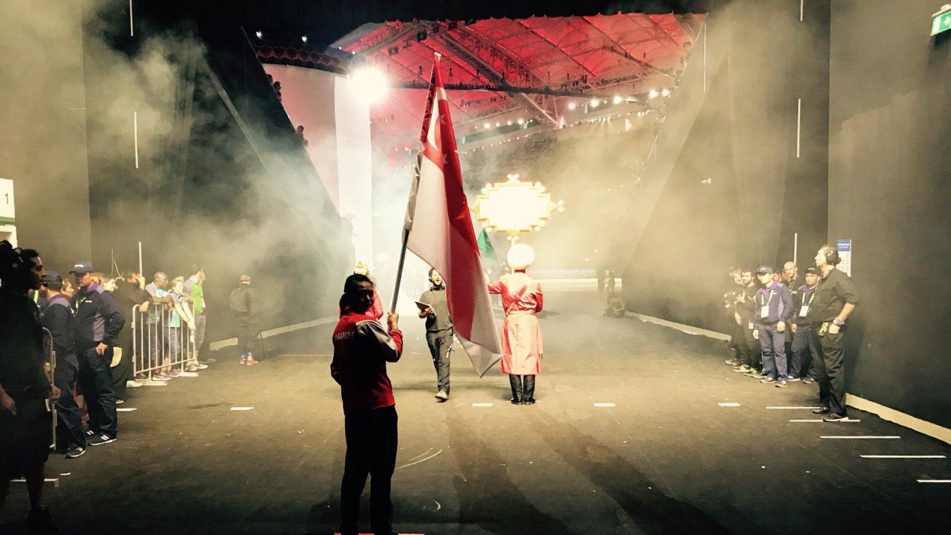 AMAS | Amateur Muay Thai Association Singapore